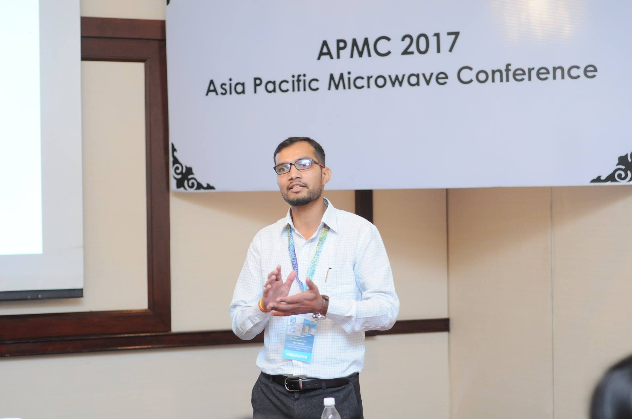 Session Chair and Speaker, APMC-2017, Kuala Lumpur, Malaysia